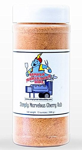 Simply Marvelous Cherry Rub 13 oz/368 g · Spezia