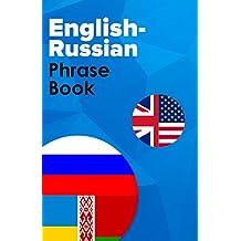 English-Russian Phrase Book (English Edition)