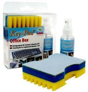 Key-Pad Office-Box (Reinigungsset für PC-Tastatur und Monitor)