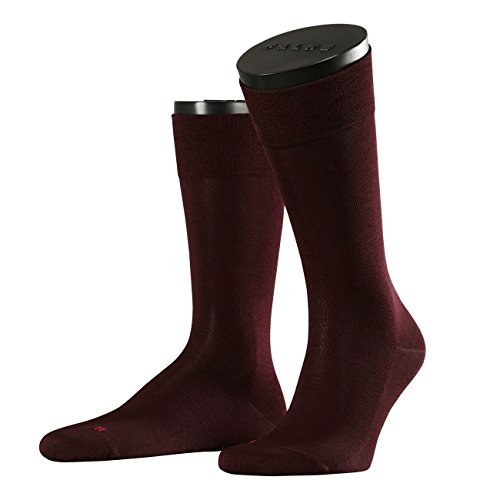 Preisvergleich Produktbild Falke Functional Herren Socken Sensitive Malaga 2er Pack, Größe:43-46;Farbe:Barolo (8596)
