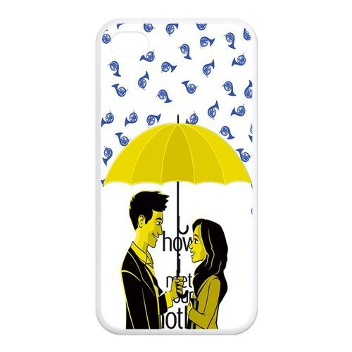 5S Coques, How I Met Your Mother Coque iphone 5 / 5S Hard Cover Coque B-i5W505, coques iphone