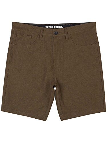 Billabong Outsider Submersible, Pantaloncini Sportivi Uomo Marrone (Earth Heather 2126)