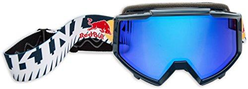 Kini Red Bull Revolution 2017 Motocross Brille Blau