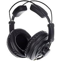 Superlux HD668B Black Circumaural headphone - Headphones (Circumaural, Wired, 10 - 30000 Hz, 98 dB, 3 m, Black)