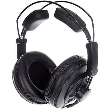 Superlux HD668B Semi-Open Professional Dynamic Studio Monitoring Headphones