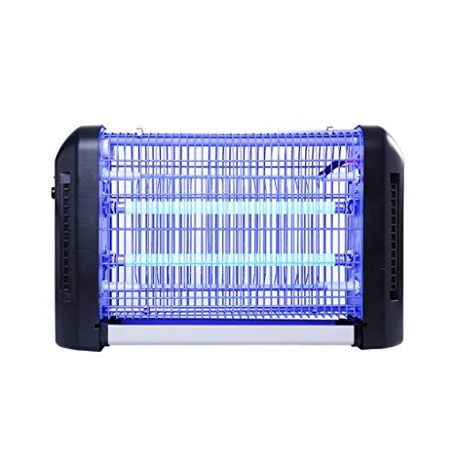 MGMDIAN Innenflug- und Insektenmückenvernichter im Restaurant fangen Licht mit UV-Licht EIN und eignen Sich für Haus, Küche, Büro, Außenterrasse, Laden, freistehend oder an der Wand hängend