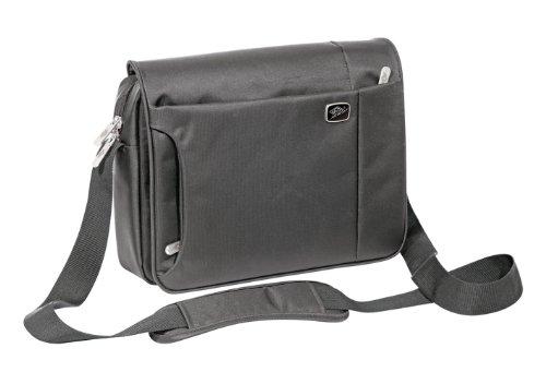 Wedo 595071 GoFashion Crossover-Tasche Querformat (mit Spezialfach für Tablet PCs) anthrazit