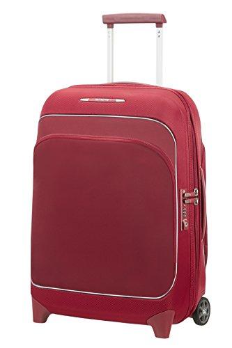 SAMSONITE Fuze - Upright 55/20 Expandable Equipaje de mano, 55 cm, 35 liters, Rojo (Cabernet Red)