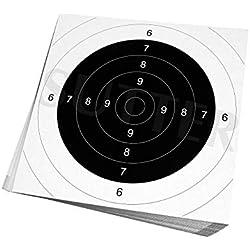 Pack de 50 cibles - 26x26cm