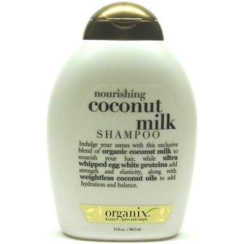 Organix Shampoo Cocunut Latte 384ml Nutriente