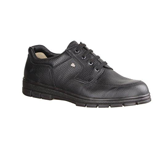 FinnComfort BREST 1250042099 hommes Chaussures à lacets Noir