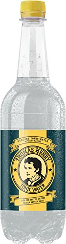 Floral Tonic (Thomas Henry Tonic Water EW, 6er Pack (6 x 750 ml))