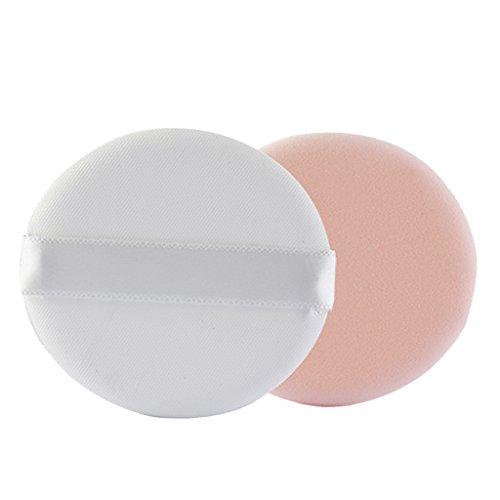Sharplace (8pcs Box) Puderquaste Make up Schwamm Schminkschwamm Puder Puff Schwämmchen - Hautfarbe