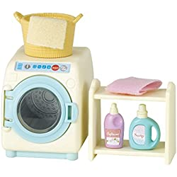 Sylvanian Families - Set lavadora (Epoch para Imaginar 5027)