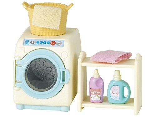 Sylvanian Families 5027 Waschmaschinen Set, Puppenzubehör