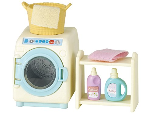 Sylvanian Families Set lavadora (Epoch para Imaginar 5027)