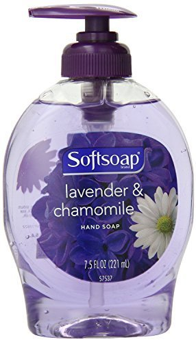 softsoap-liquid-pump-lavender-chamomile-soothing-scent75-ounce-case-of-12-by-softsoap