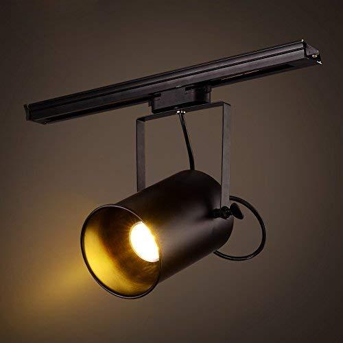Viento industrial Proyector LED Luz de guía de barra larga retro ...