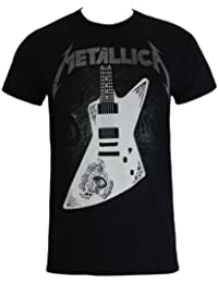 Metallica : Papa Het Tee-Shirt Homme Sous Licence Officielle