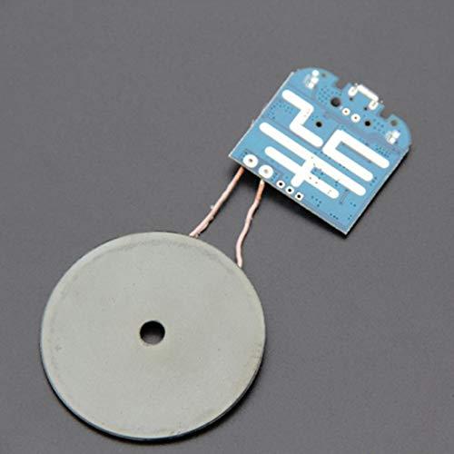 CHANNIKO-DE DC5V 1A qi Standard Coil Wireless Charger Module Transmitter Base PCBA Board Universal Program Modification Style A -