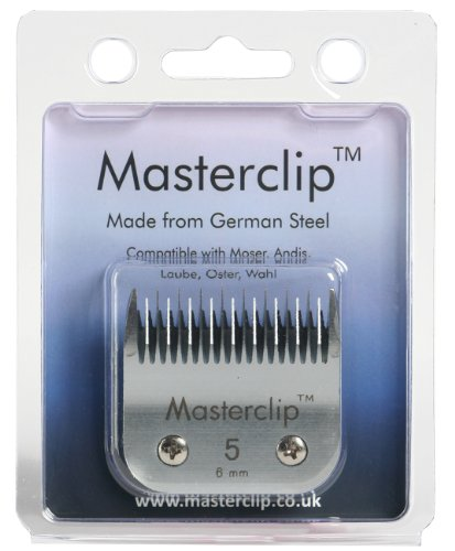 Masterclip Bichon Frise/Bichon Poo Professional Dog Clippers Set Pet Grooming Clipper Trimmer Supplies 4