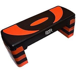 41GqVRT0quL. SS300  - FXR Sports 5 Level Adjustable Aerobic Step Stepper