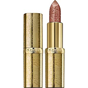 L'Oréal Paris Make-Up Designer LMU RAL CR Nu 259 Nude after party barra de labios Carne – Barras de labios (Carne, Nude After Party, Nude After Party, cf836e, 21 mm, 20 mm)