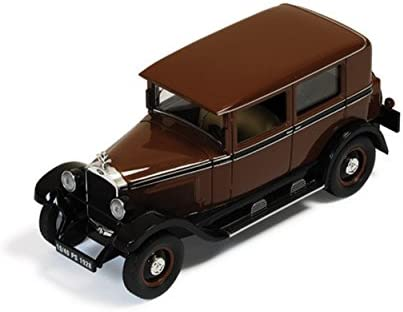 Ixo Model MUS056 MUS056 MUS056 Opel 10/40 Modell 80 1928 Brown/Black 1:43 MODELLINO Die CAST | Simple D'utilisation