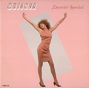 Whitney Houston -  Dancin` Special [Japan]