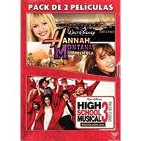 Pack Hannah Montana + Hsm 3