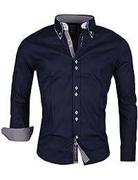 CARISMA Brandneu !!! Designer Hemd 2 Farben Uni CRM8260