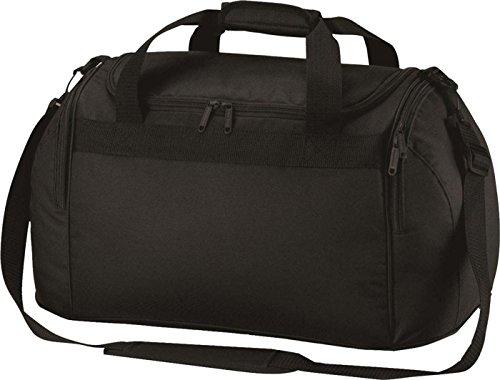 Freestyle Mini New BagBase-Borsa bagaglio Overnight tasche con borsa per il trasporto Rosso
