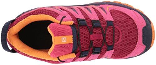 Salomon Chaussures Pour Enfants, Running Et Trail Xa Pro 3d Beere / Pink