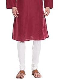 Royal Men's Cotton Blend Chudidar