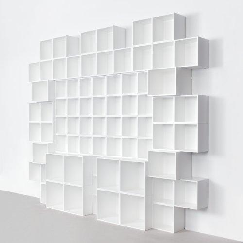 Design Regal – Individuell erweiterbare Bibliothek - 3