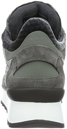 Bogner Damen Saas Fee 1a Sneakers Grau (06 grey)