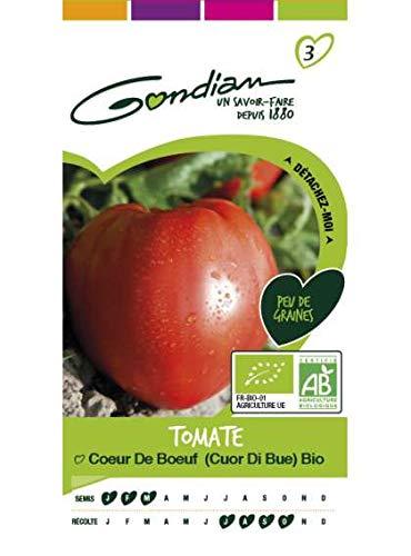 Gondian Tomate Cœur de Bœuf Bio