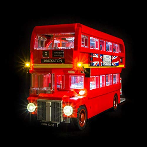 K9CK Juego de Luces para Autobús de Londres