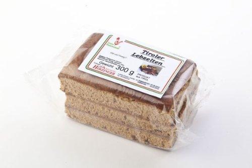 Tiroler Bauernstandl - Lebkuchen, Gebäck - Lebzelten 300 g