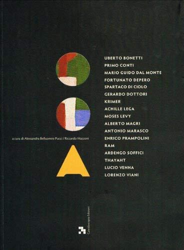 Futurismo a Viareggio e in Versilia. Accadimenti e riflessi dal 1918 al 1940 por Alessandra Belluomini Pucci