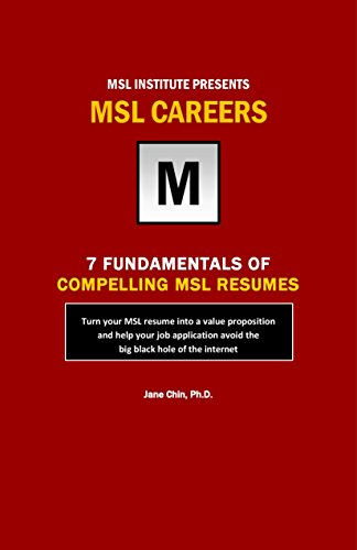 7 fundamentals of compelling medical science liaison resumes turn