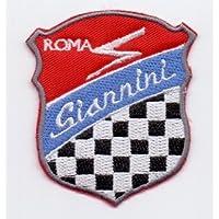 "Parche, Parches Termoadhesivos,Parche Bordado Para la Ropa Termoadhesivo, Patch "" ROMA GIANNINI ""Logos F1, Moto GP y Patrocinadores"
