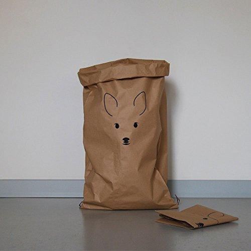 KOLOR Papiersack 'Deer Bag'