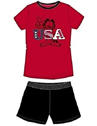 Conjunto de pantalón corto con diseño ...