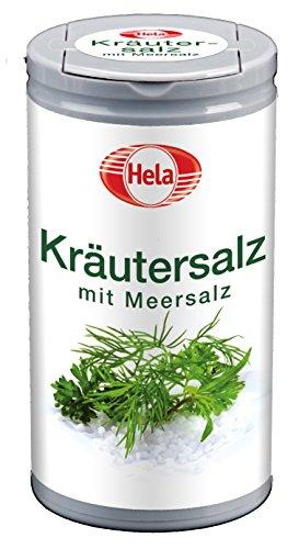 Hela Kräutersalz mit Meersalz, 3er Pack (3 x 0.04 kg)