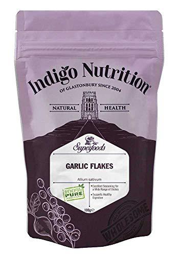 Indigo Herbs Knoblauchflocken 100g