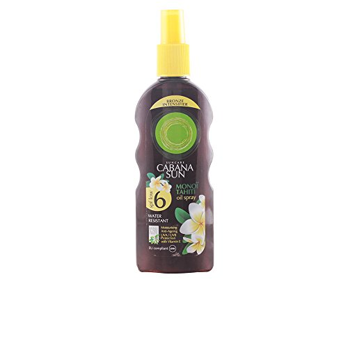 Cabana Sun #2 Deep Tanning Oil Huile en Spray 200 ml