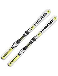 HEAD Supershape Team LR Ski + Bindung LRX 7.5 AC