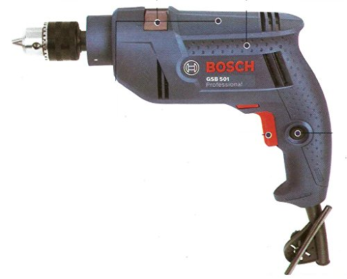 Bosch GSB 501 Professional 13mm Impact Drill 500W  available at amazon for Rs.2000
