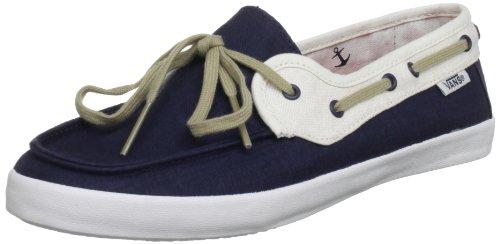 Vans W Chauffette, Baskets mode femme Bleu (Navy)